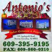 Antonio's Italian Restaurant...