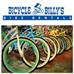 Bicycle Billy's Bike Rentals...