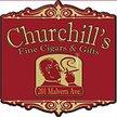 Churchill's Fine Cigars...