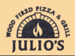 Julio's Wood Fired Pizza...