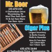 Mr. Beer / Cigar Plus