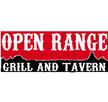 Open Range Grill & Tavern -...