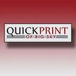 Quick Print of Big Sky