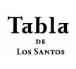 Tabla de Los Santos
