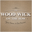 Wood Wick On The Row